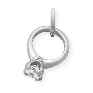Engagement ring James Avery